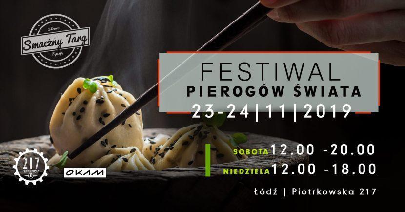 Festiwal Pierogów Świata w Łodzi