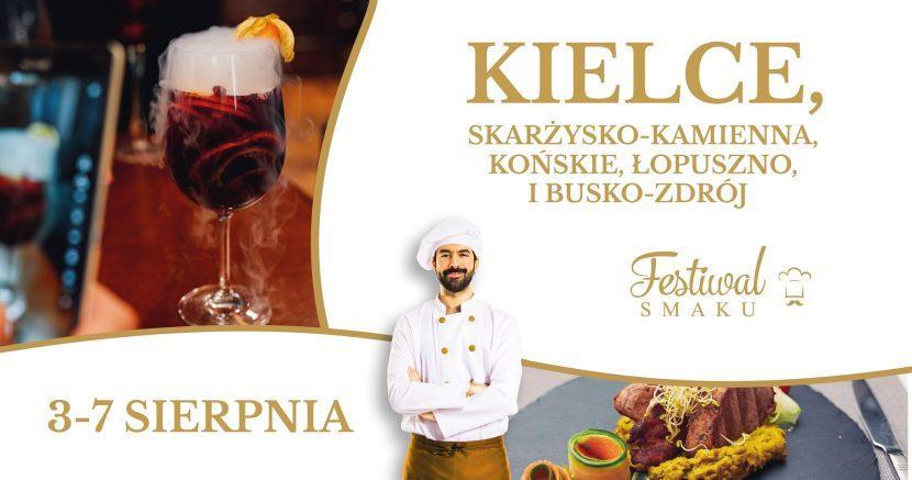 IX Festiwal Smaku Kielce