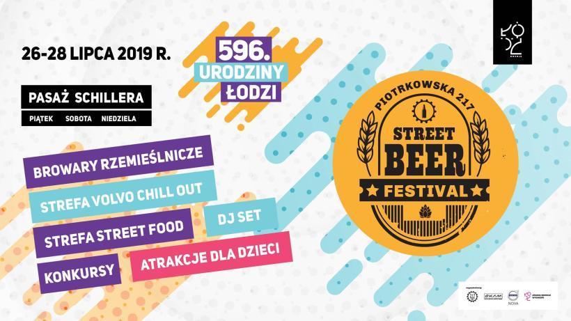 Street Beer Festival Łódź 2019
