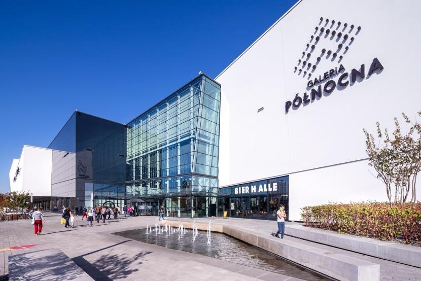 Warszawa - Galeria Północna