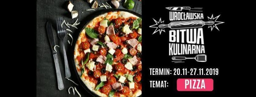 Wrocławska Bitwa Kulinarna - Pizza