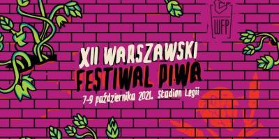 12 Warszawski Festiwal Piwa