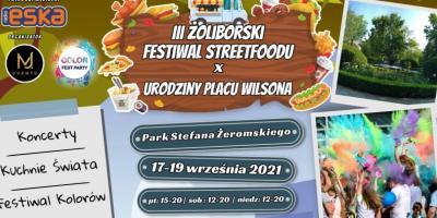 III Żoliborski Festiwal Streetfoodu