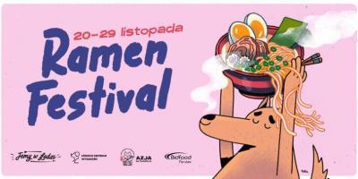 Ramen Festival 2020 w Łodzi