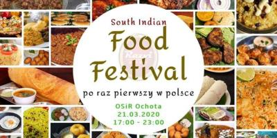 South Indian Food Festival 2020