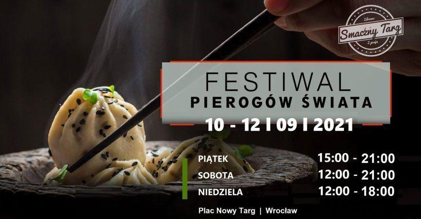 Festiwal Pierogów Świata Wrocław 2021