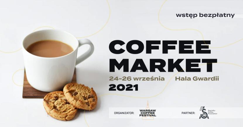 Warsaw Coffee Market 09.2021