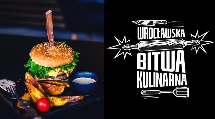 Wrocławska Bitwa Kulinarna - burgery