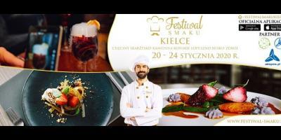 Festiwal Smaku Kielce 2020