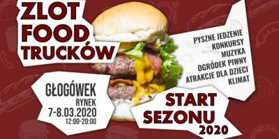 Pierwszy zlot food trucków już 7 marca w Głogówku